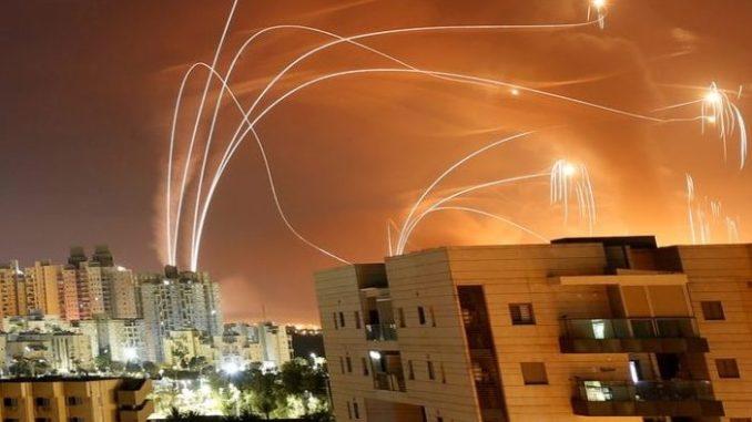 Israel-Palestina Capai Gencatan Senjata dengan Mediasi Mesir