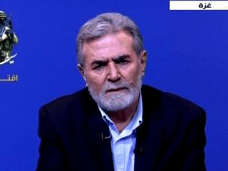 Jihad Islam: Jika Israel Bunuh Pemimpin Perlawanan, Kami Akan Ratakan Tel Aviv