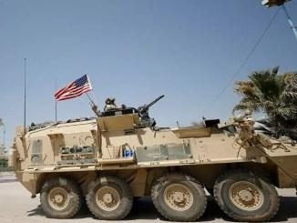 Rusia Kecam Transfer Peralatan Militer AS ke Suriah