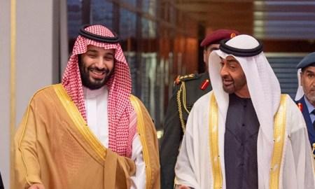 Putra Mahkota UEA Akan Temui Bin Salman di Riyadh