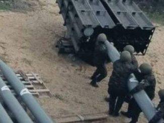 15 Rudal Brigade Al-Qassam Hajar Reaktor Nuklir Dimona Israel