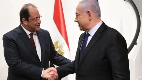 Kepala Intelijen Mesir Temui Netanyahu dan Mahmoud Abbas Bahas Gencatan Senjata
