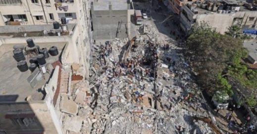 Jet Tempur Israel Serang Rumah Pemimpin Hamas di Gaza