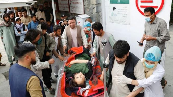 Ledakan Bom Dekat Sekolah Tewaskan 55 Siswi di Kabul