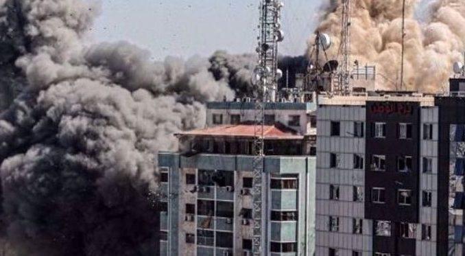 Laporan Media Inggris 'Bias' Soal Palestina dan Gaza