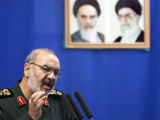 Kepala IRGC: Zionis Israel-AS Hadapi Kekalahan Abadi