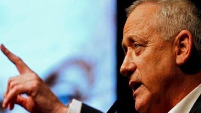 Menteri Perang Zionis Ingatkan Perang Saudara di Israel