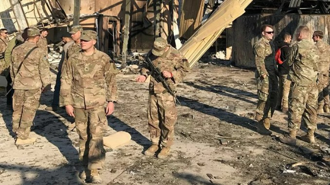 Drone Tak Dikenal Serang Pangkalan Ain Al-Assad di Irak