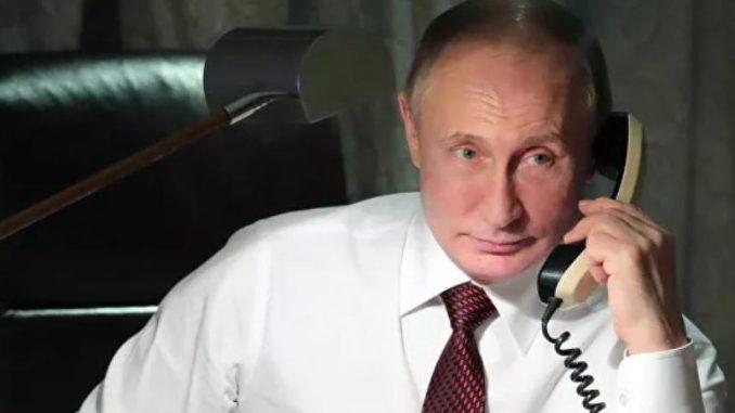 Putin Ucapkan Selamat Atas Kemenangan Bashar Assad