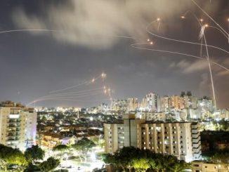 Jenderal Israel Akui Hujan Roket Hamas Belum Pernah Terjadi