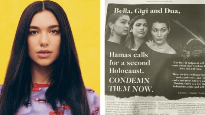 Artis Dua Lipa Serang Balik New York Times