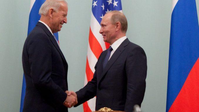 Putin-Biden akan Bertemu di Jenewa pada 16 Juni