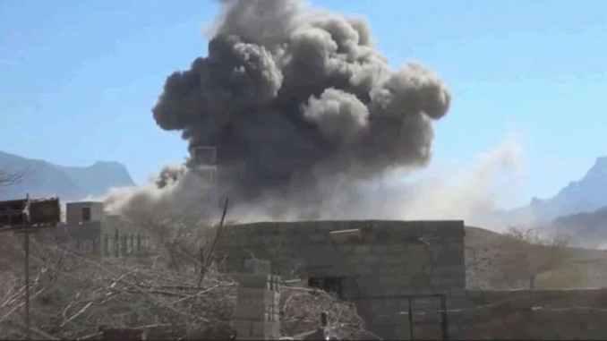 Saudi Bombardir Demo Pro-Palestina di Yaman, 7 Warga Tewas