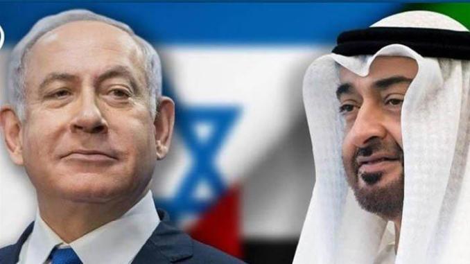 Atas Perintah MBZ, UEA Bantu Israel dalam Serangan Militer ke Palestina