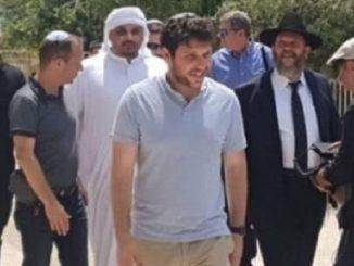 UEA Janjikan 50 Juta Dolar untuk Pembangunan Pemukiman Ilegal Israel
