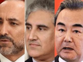 Menlu China, Afghanistan, Pakistan Gelar Pembicaraan Damai