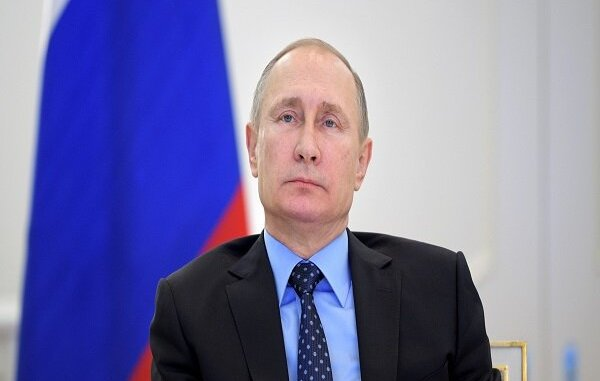 Putin: AS Tempuh Jalan yang Diambil Uni Soviet