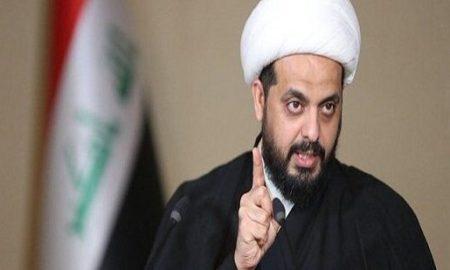 Qaiz Khazali: Opsi Militer Selalu Terbuka Selama AS masih Bercokol di Irak