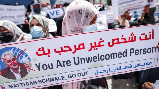 Puji Pemboman Israel, Perlawanan Palestina Usir Direktur UNRWA