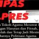"""Islah Bahrawi: Politisasi Agama """"Mesin Perang"""" Politik Para Politisi dan Tokoh Agama"""