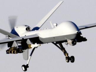 Yaman Tembak Jatuh Drone Buatan AS di Ma'rib