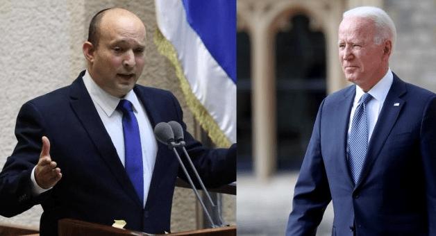 Ucapkan Selamat ke Bennett, Biden Tekankan Dukungan AS untuk Israel