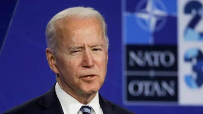 Biden Dukung Pencabutan UU yang Izinkan Perang di Irak