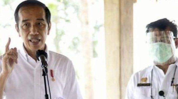 Jokowi: Juli 1 Juta Vaksin Per Hari, Agustus 2 Juta