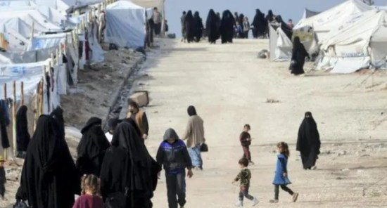 AS Gunakan Kamp Al-Hol untuk Tekan Suriah dan Irak