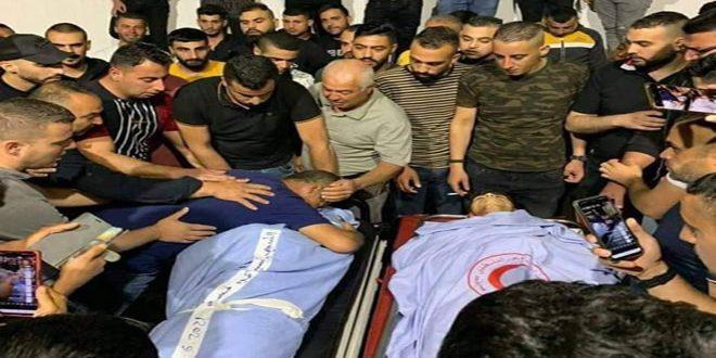3 Personel Keamanan Palestina Tewas Dibunuh Tentara Israel