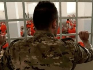 AS Pindahkan Sejumlah Tahanan ISIS ke Perbatasan Suriah-Irak
