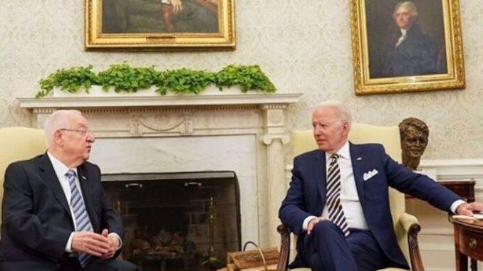 Israel Khawatir Peran AS di Timur Tengah Memudar