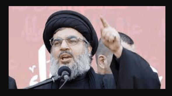 """Pidato Terbaru Sekjen Hizbullah """"Tampar Wajah"""" Para Politikus Lebanon"""