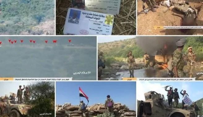 Tentara Yaman Rilis Video Kesuksesan Operasi Besar di Saudi
