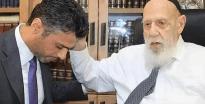 Memalukan! Dubes UEA Puji dan Minta Berkah Kepala Rabbi Israel