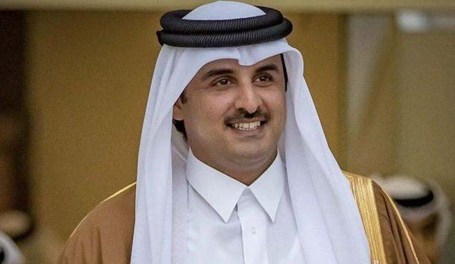 Emir Qatar Sampaikan Selamat Idul Adha ke Para Pemimpin Negara Islam
