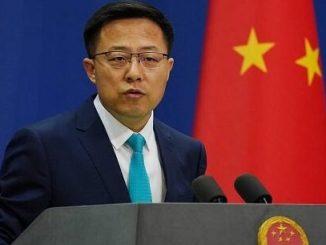 China Kembali Desak AS Cabut Sanksi Anti-Iran