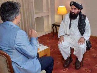 Taliban: Amerika Harus Tinggalkan Afghanistan kecuali Diplomat