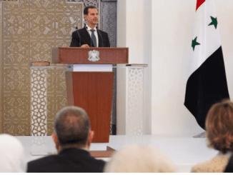 Bashar Assaad: Teroris Tak Boleh Hidup di Suriah