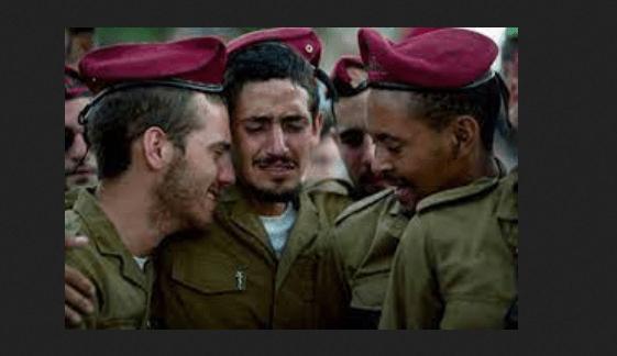 """Israel Minta Tolong """"Hantu"""" Lawan Hizbullah"""