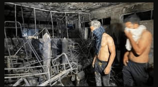 Kembali Terjadi Kebakaran di RS Penanganan Covid-19 di Irak