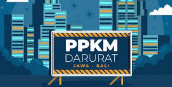 Inilah Aturan Lengkap PPKM Darurat Berlaku 3-20 Juli di Jawa-Bali