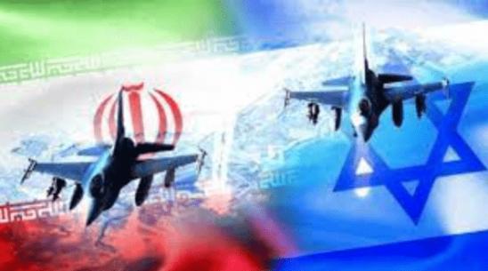 HEBOH! Diam-diam Tentara Iran Serang Israel