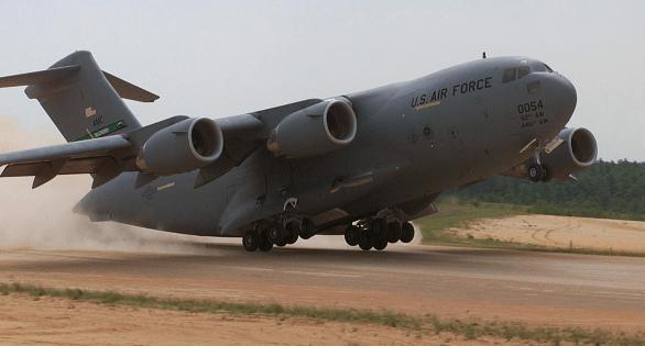 Venezuela Berang Saat Pesawat C-17 AS Langgar Wilayah Udaranya