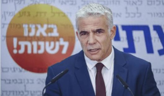 """Menlu Israel """"Lapid"""" akan Kunjungi Maroko di Akhir Juli"""