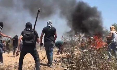 Israel Lukai 150 Warga Palestina dalam Demo Tolak Pemukiman Ilegal