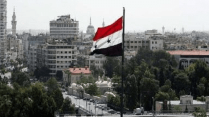 Suriah Tuntut DK PBB Tegas Terhadap Pelanggaran Israel