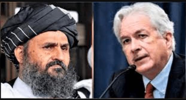 Direktur CIA Bertemu dengan Kepala Biro Politik Taliban
