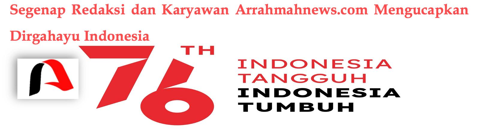 Drigahayu Indonesia 76 Tahun