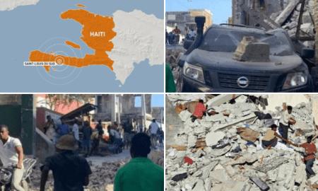 304 Orang Tewas, Lebih dari 1800 Luka-luka dalam Gempa Dahsyat Haiti